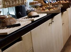 Breakfast buffet are famous at Radisson hotels worldwide
