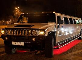 Hummer Limousine in Kyiv