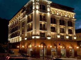 Accommodation in luxury hotel for stag groups in Kiev