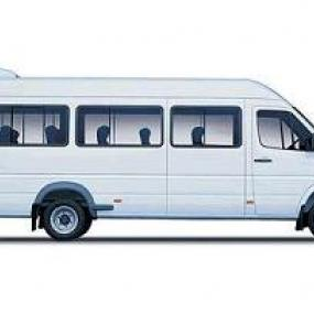 Van or Minibus Airport Shuttle with Guide