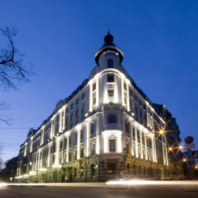 Kiev superb party friendly hotel