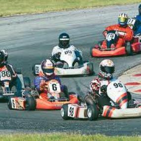 Kiev Outdoor Go Karting