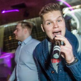 Perfect fun during stag party in Kyiv - Karaoke!