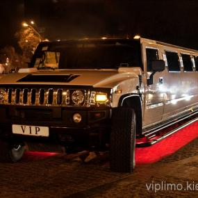 Kiev Hummer Limousine for private rent