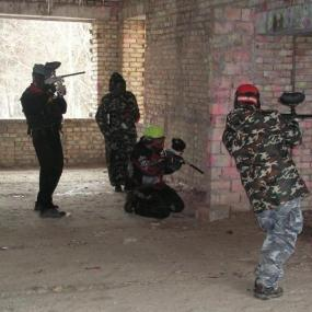 Kiev Paintball