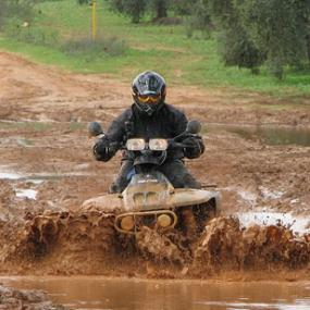 Challenging Quad Biking in Kiev